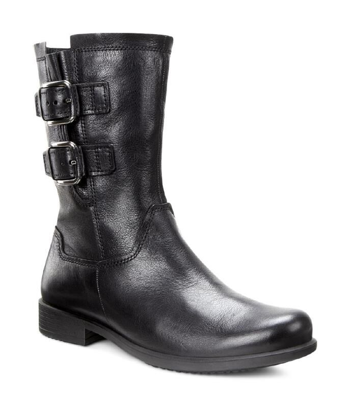 Ecco Boots Womens - Ecco Touch 25 Black