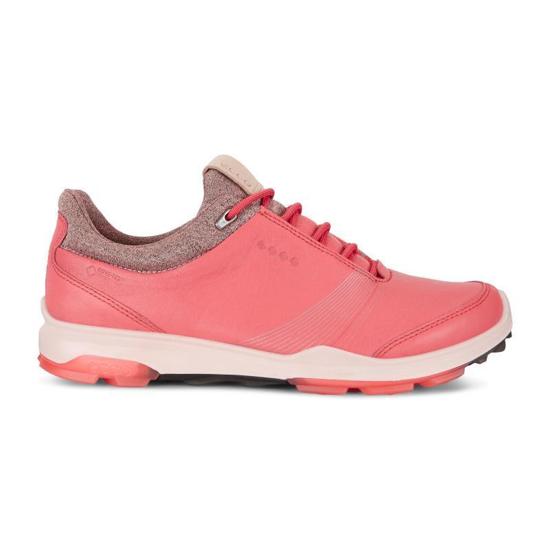 Ecco Golf Biom Hybrid 3 Spiced Coral 41 Womens 01LSW3BF