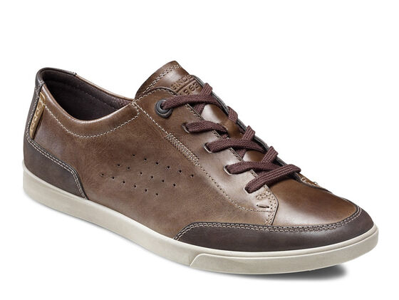 ECCO Collin Casual Tie (COFFEE/COCOA BROWN)