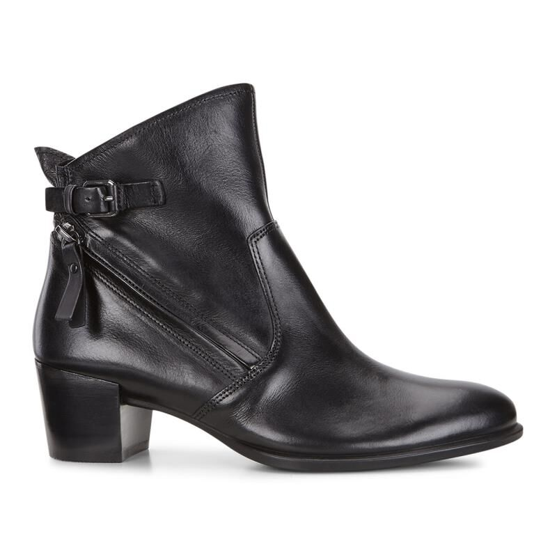 ECCO Shape 35 Ankle Boot 267053 01001 BLACK