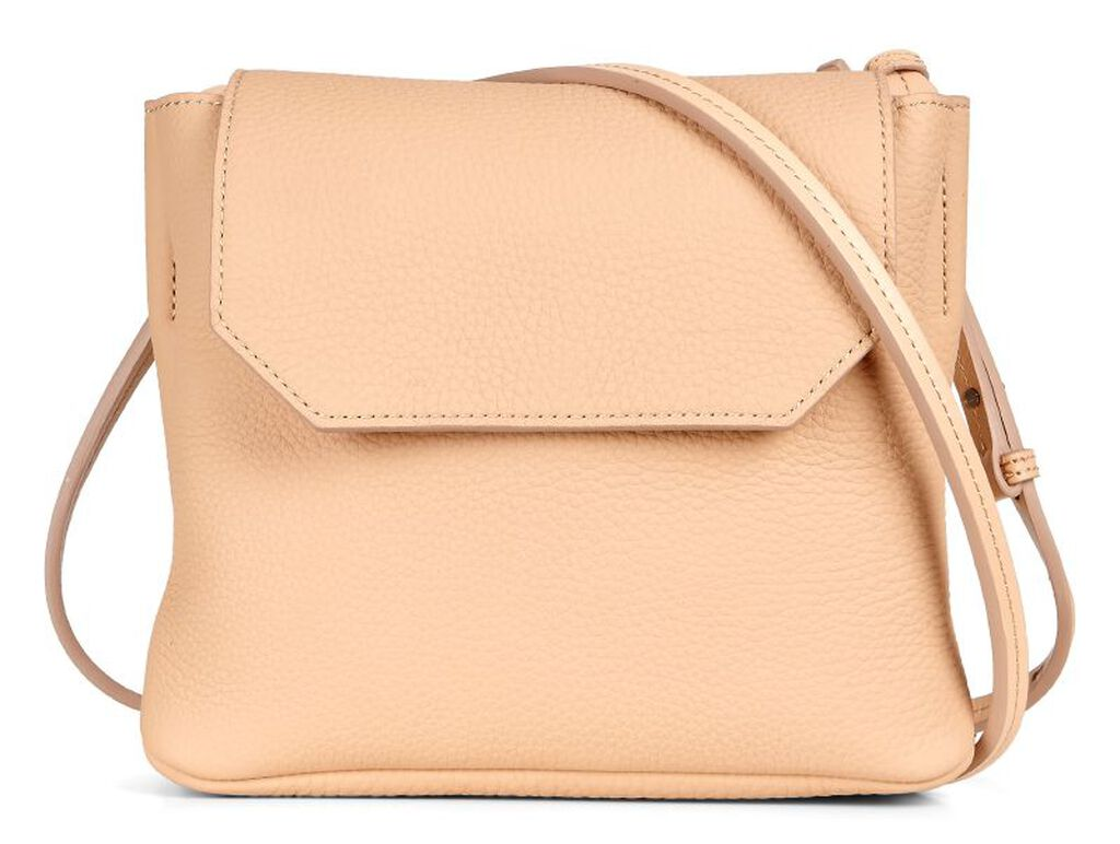 ECCO Jilin Crossbody (NUDE)