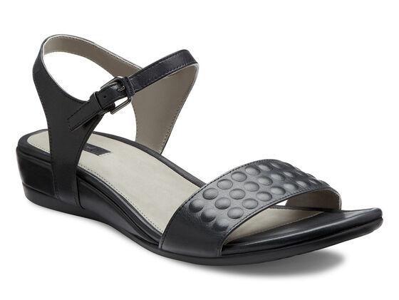 ECCO Touch Pure Sandal (BLACK)