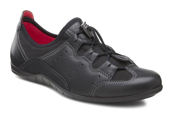 ECCO Bluma Toggle (BLACK/BLACK)