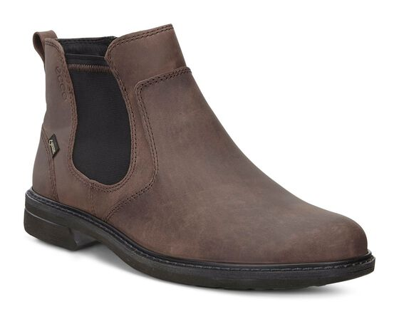 ECCO Turn GTX Chukka BootECCO Turn GTX Chukka Boot in COCOA BROWN (02482)