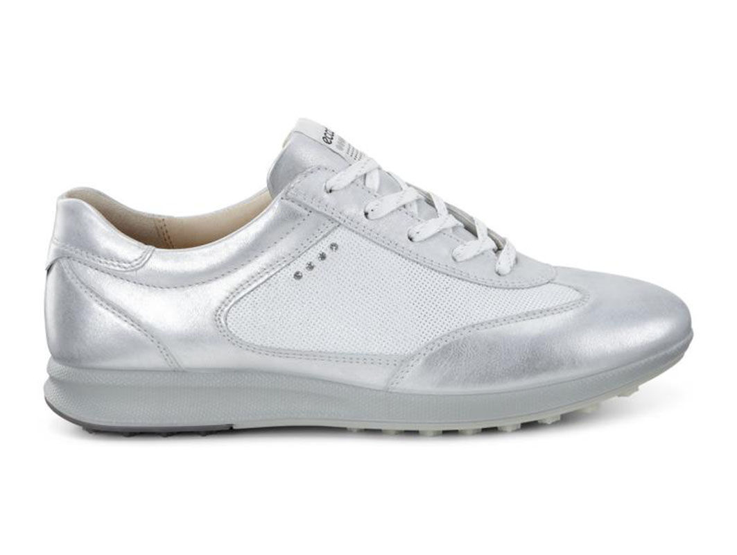 Womens Shoes ECCO Golf Street EVO One Luxe White