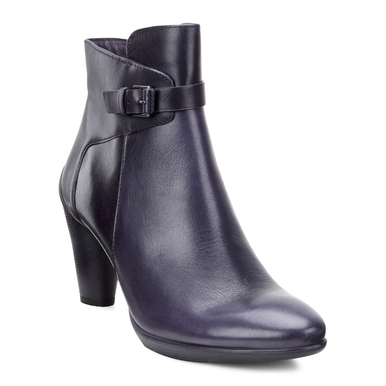 Womens Boots ECCO Sculptured 75 Mid Boot Night Shade