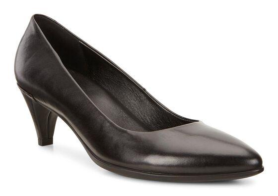 ECCO Shape 45 Pointy Sleek (BLACK)