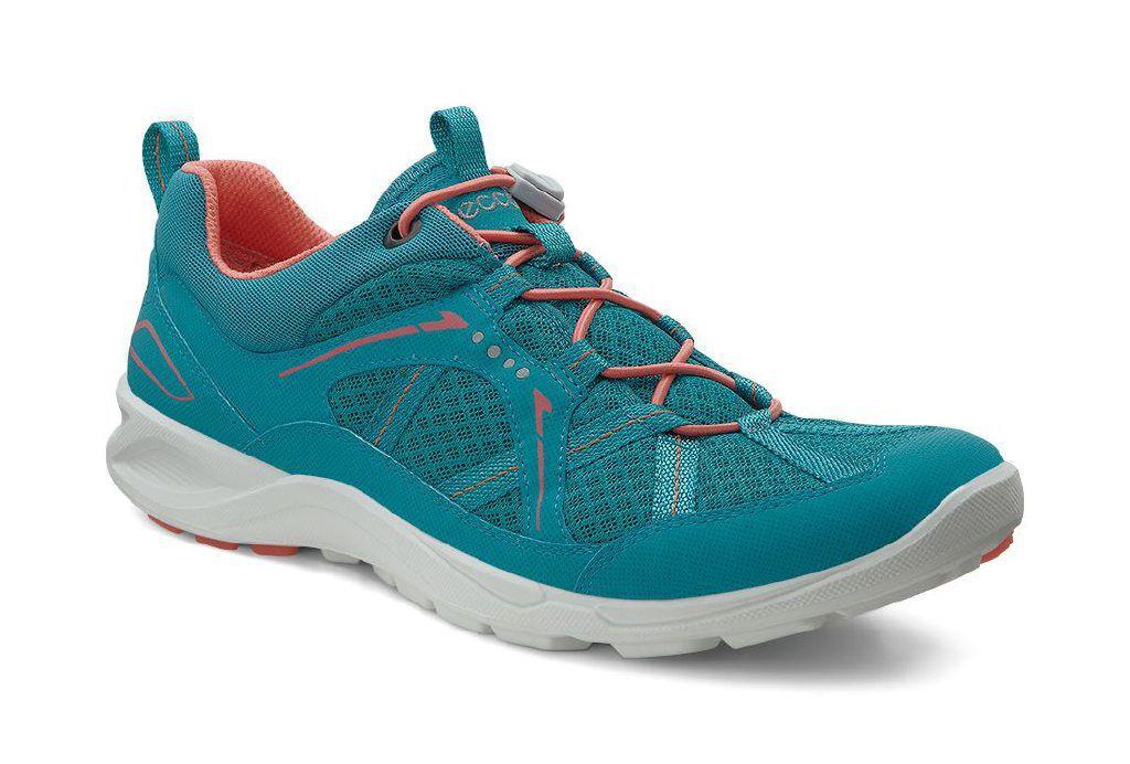 Blue Coral Ecco Womens Outdoor Shoes Terracruise Pagoda Comfortable For Walk