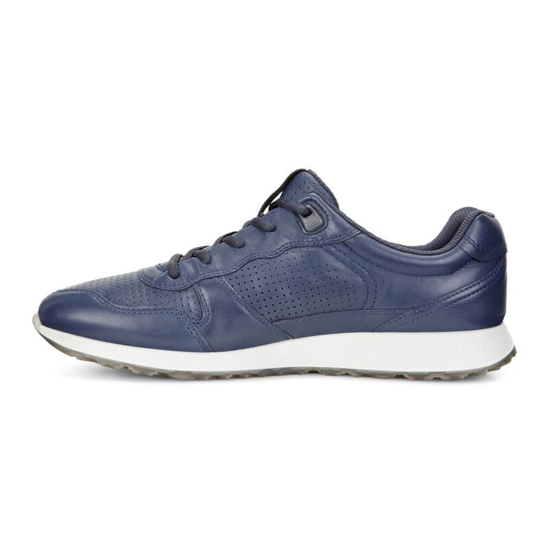 ... ECCO Mens Sneak TrendECCO Mens Sneak Trend TRUE NAVY (01048) ...