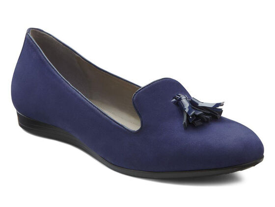ECCO Touch 15 Tassel (MIDNIGHT/MIDNIGHT)