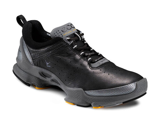 ECCO Womens BIOM C 2.1 (BLACK/TITANIUM METALLIC)
