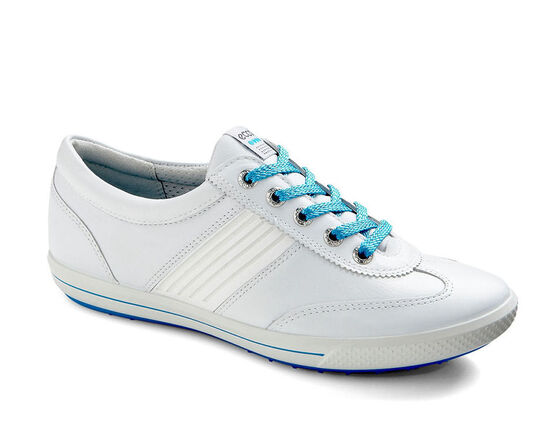 Womens Street Sport White-Danube Bliss-Outsole 41(US 0)  women (WHITE/DANUBE)