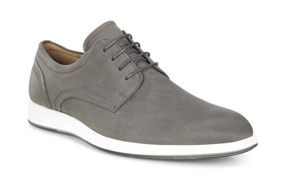 ECCO Jared Modern Tie (WARM GREY)