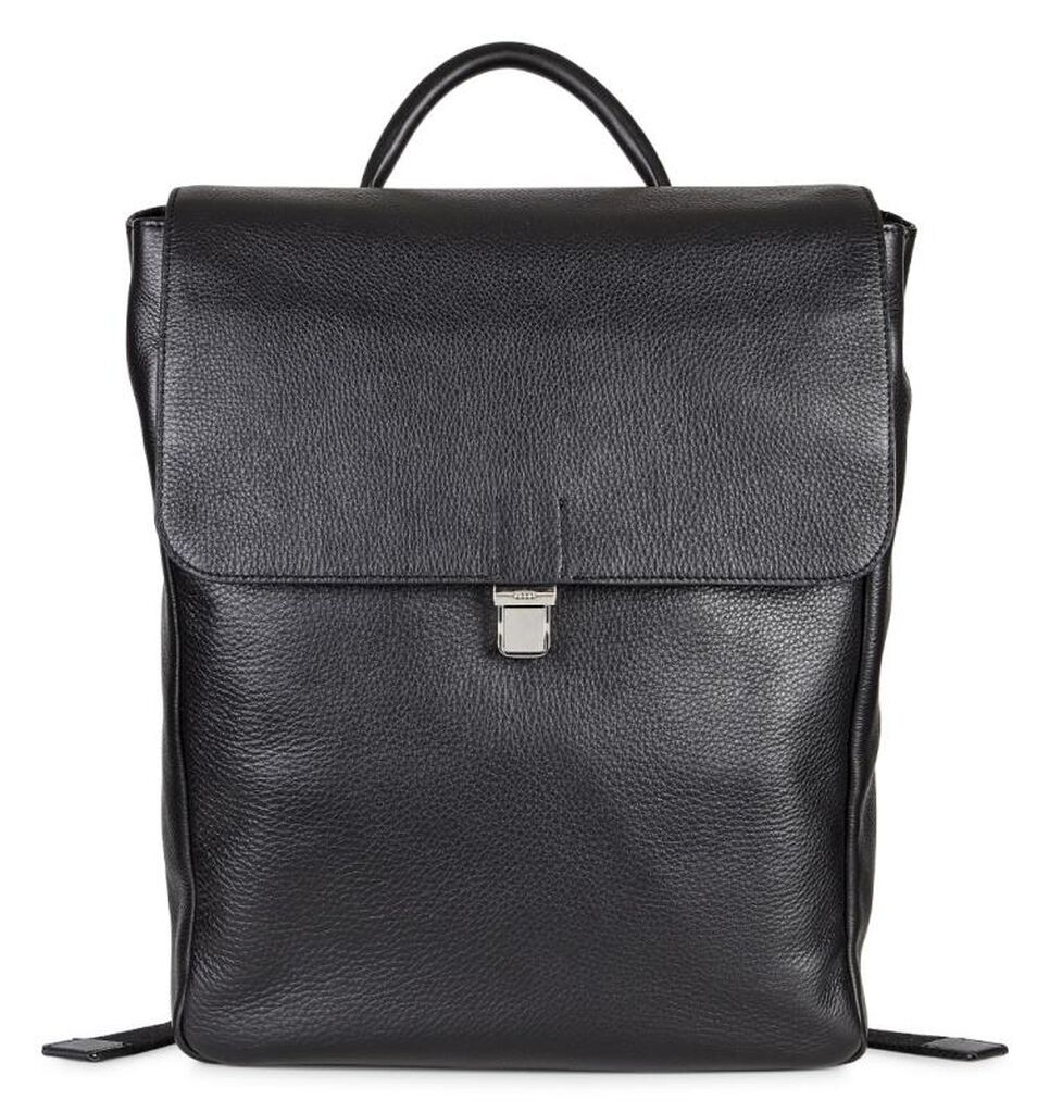 ECCO Jos Backpack (BLACK)