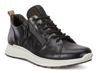 ECCO ST.1 MEN'S Sneaker (BLACK)