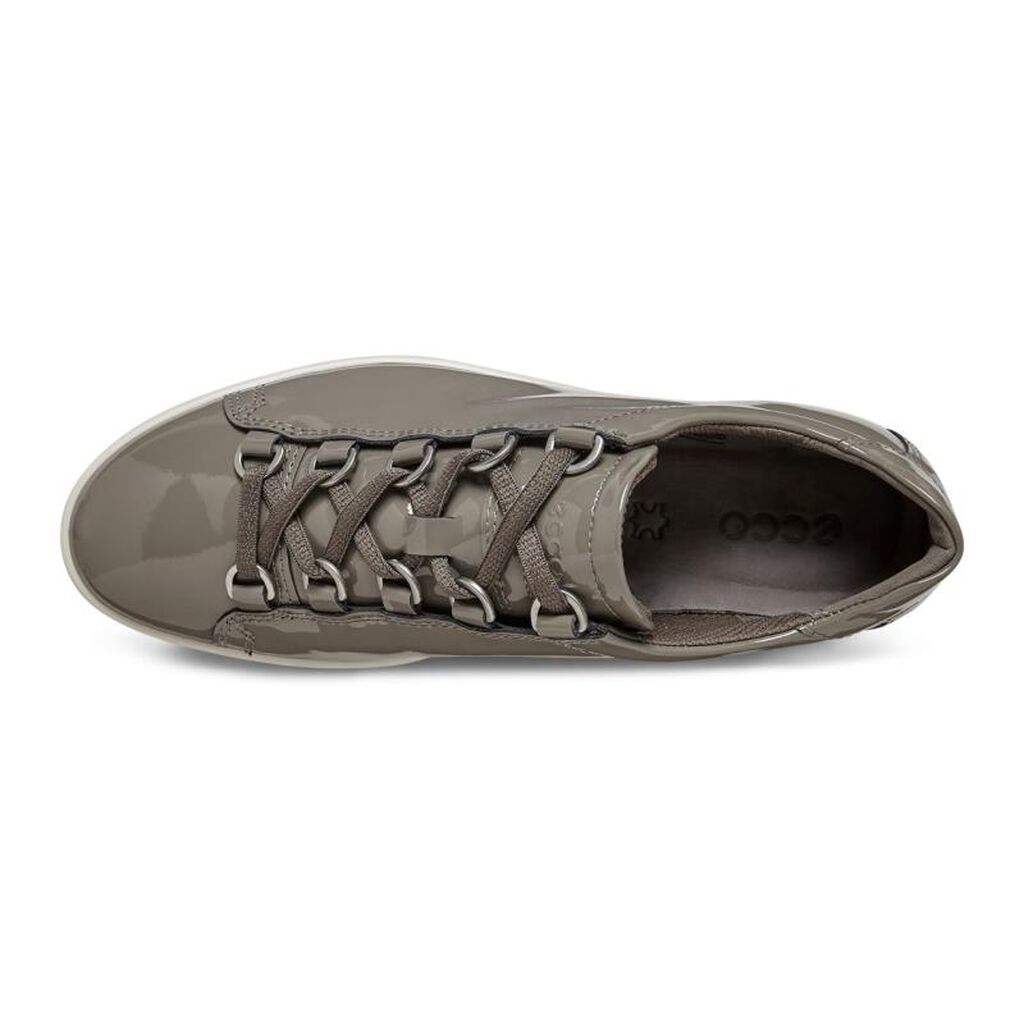 Ecco Patent Leather Shoes