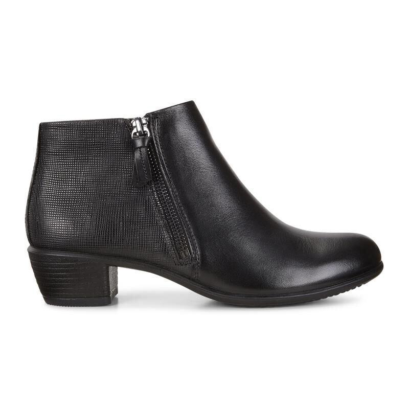 ... ECCO Touch 35 BootieECCO Touch 35 Bootie BLACK/BLACK (53994) ...