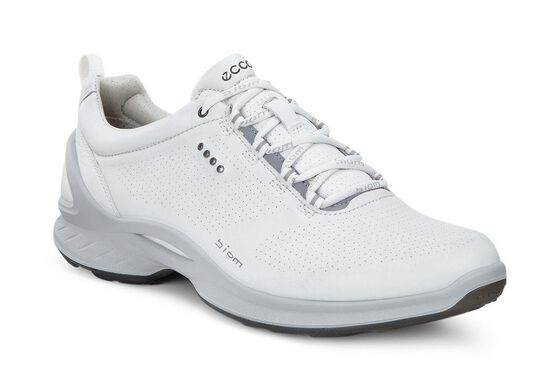ECCO Womens BIOM Fjuel Train (WHITE)