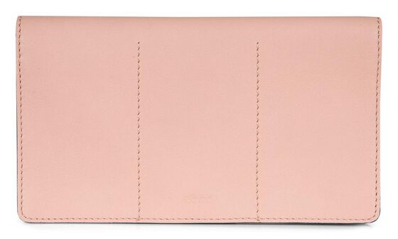 ECCO Sculptured Large Wallet (MUTED CLAY)
