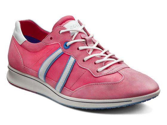 ECCO Jogga Trend Sneaker (TEABERRY/TEABERRY/WHITE)