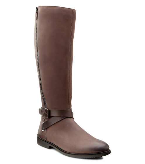 ECCO Touch 15 Tall Boot (MOCHA/COFFEE)