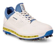 ECCO Mens Golf Cool 18 GTX (WHITE/DYNASTY)