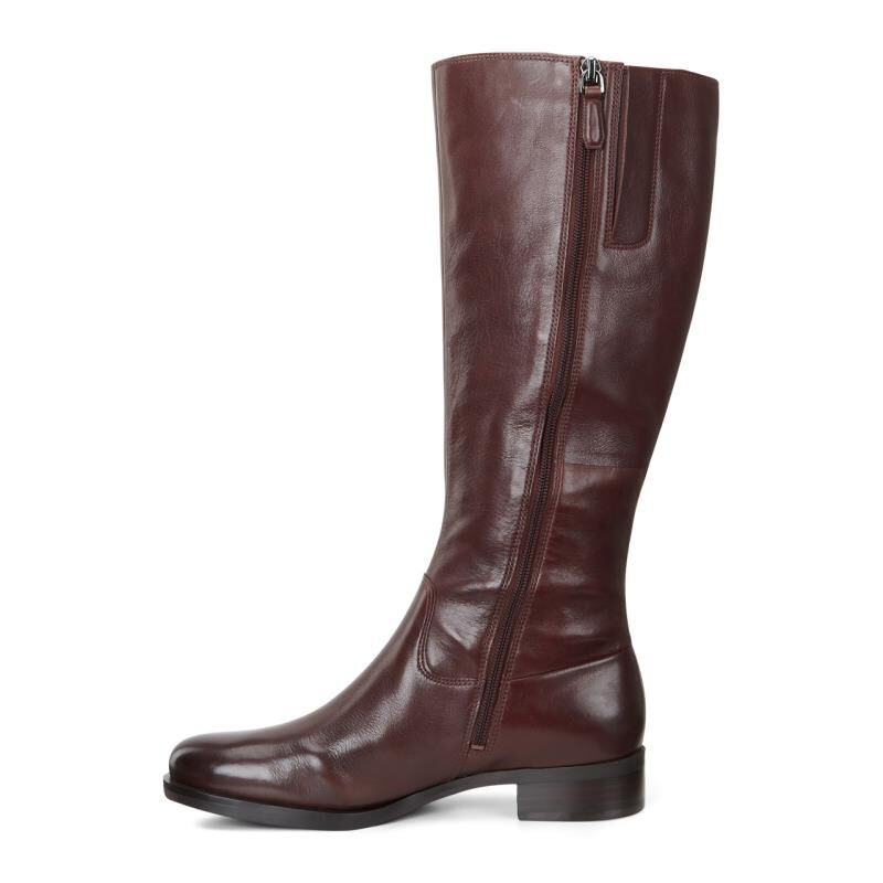 ECCO Adel Tall Zip BootECCO Adel Tall Zip Boot MINK 01014