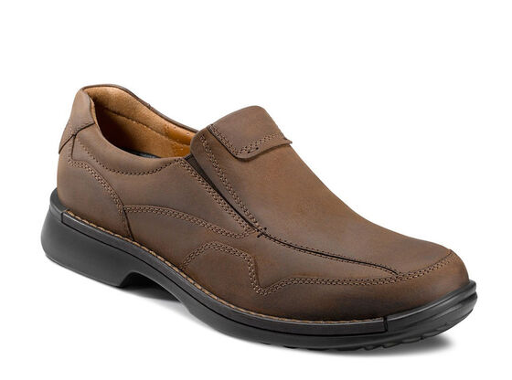 ECCO Fusion  Slip On (COCOA BROWN)