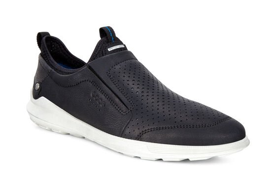 ECCO Transit Slip On (BLACK)