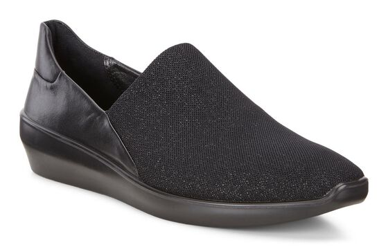 ECCO Incise Urban Slip On (BLACK/BLACK)