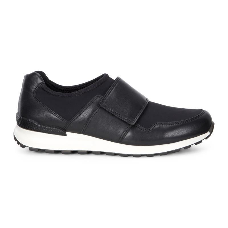 Womens Shoes ECCO CS14 Strap Black/Black