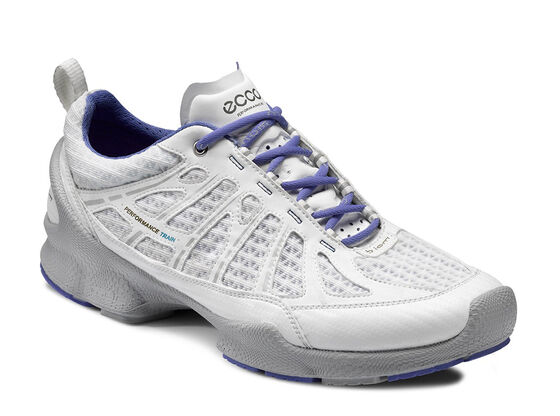 ECCO Womens BIOM Train Core (WHITE/WHITE)