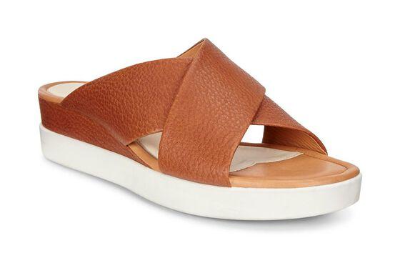 ECCO Touch Slide Sandal (LION)