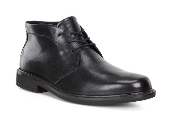 ECCO Holton Boot (BLACK)