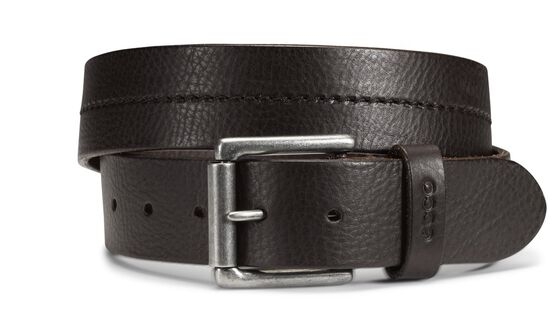 ECCO Casual Belt (COFFEE)