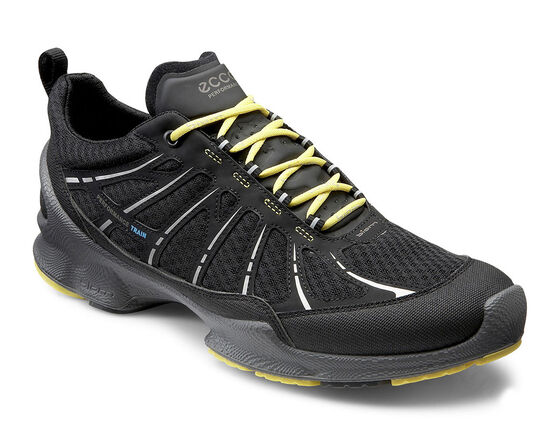 ECCO Mens BIOM Train Core (BLACK/BLACK)