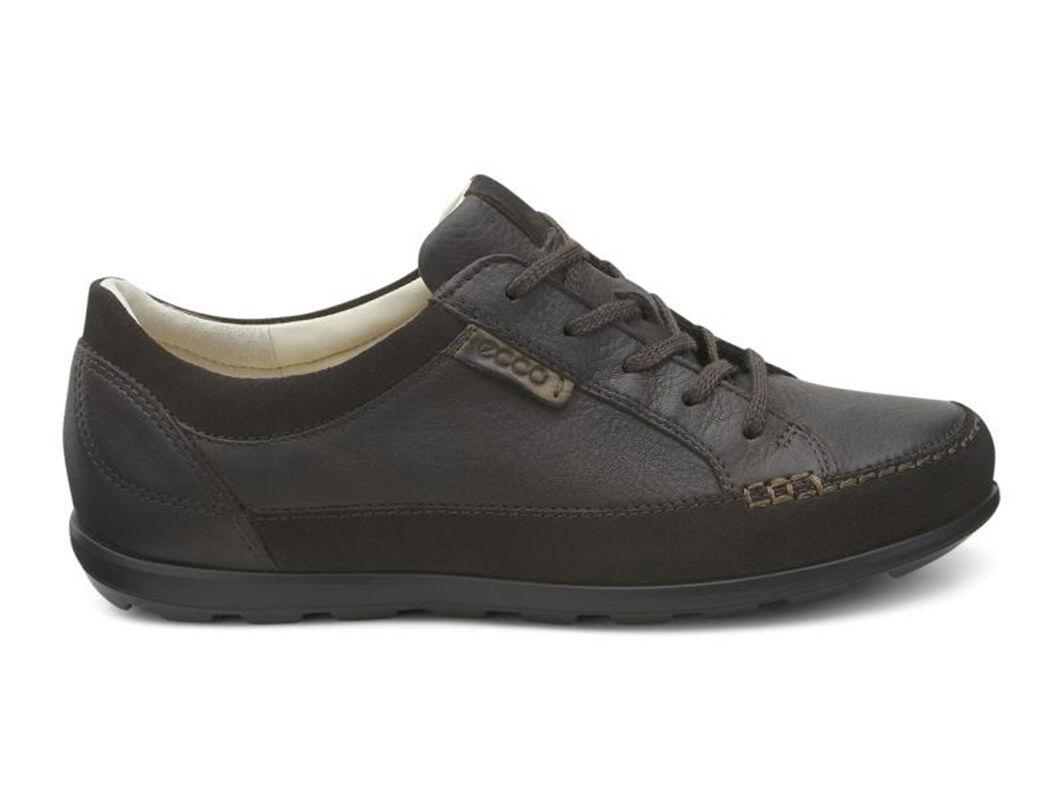 Womens Shoes ECCO Cayla Tie Mocha/Coffee