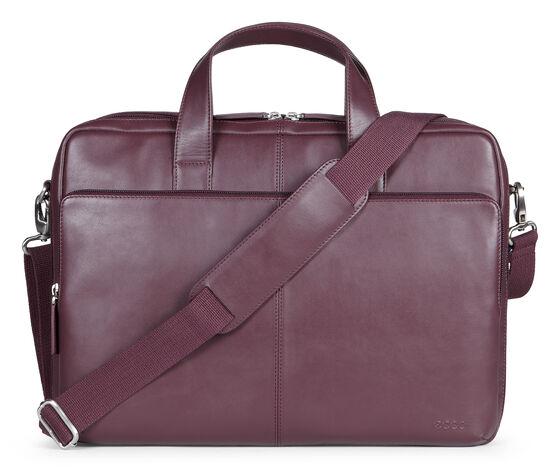 ECCO Foley Laptop Bag (BORDEAUX)