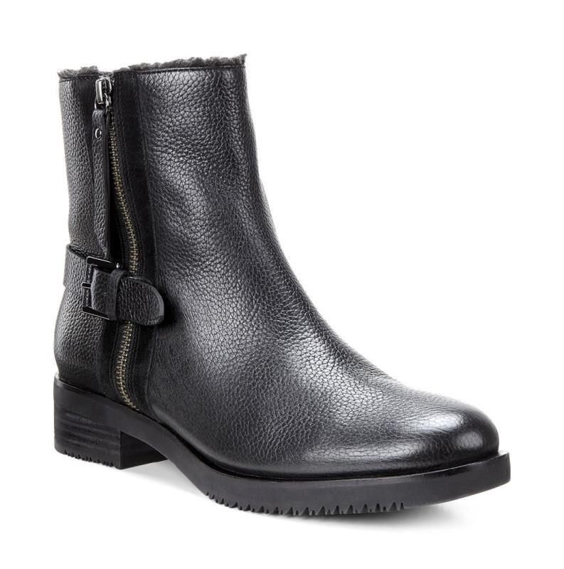 Womens Boots ECCO Alta Boot Black/Black