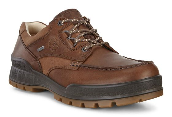 ECCO Mens Track 25 Low (COCOA BROWN/CAMEL)