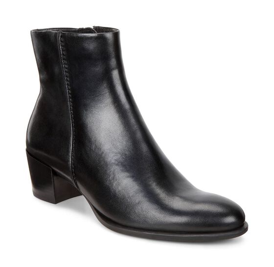 ECCO Shape 35 Ankle Boot (BLACK)