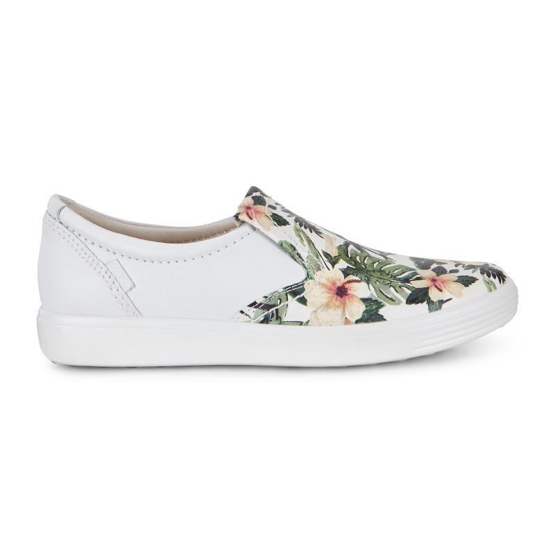 Ecco Women's Soft 7 Slip-On Sneaker 62Lps