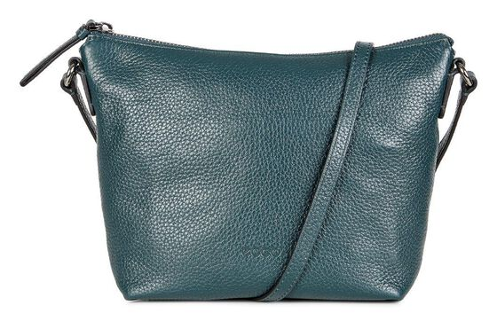 ECCO SP Small Crossbody (DARK PETROL)