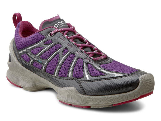 ECCO Womens BIOM Train Core (BLACK/IMPERIAL PURPLE)