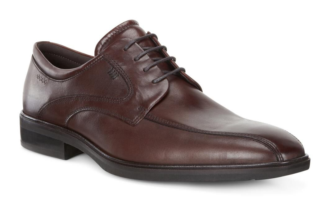 ECCO Ian Mens Formal Shoes Marine Mens ECCO Shoes New Arrivalsecco  running shoesbestloved