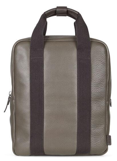 ECCO Eday L Medium Backpack (MUD)