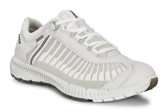 ECCO Mens Intrinsic TR Run (WHITE/SHADOW WHITE)