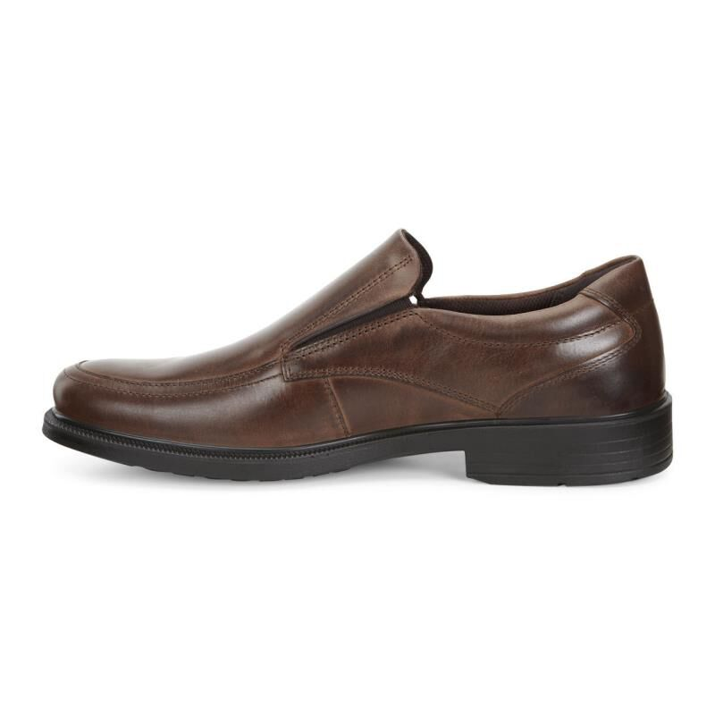 ... ECCO Inglewood Slip OnECCO Inglewood Slip On COCOA BROWN (01482) ...