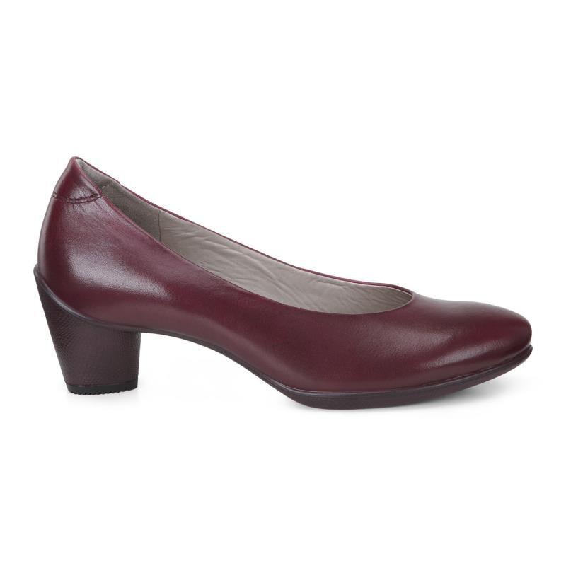 Womens Shoes ECCO Sculptured 45 Plain Pump Morillo