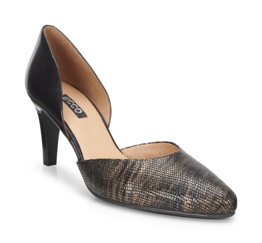 Ecco Outlet ALICANTE Metallic 358443 59646 shoes online hot sale